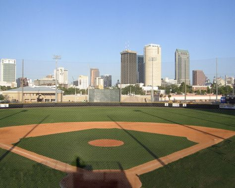 University Of Tampa Baseball Field Home Of The 5 Time Ncaa Division Ii National Champs University Of Tampa Baseball Field Tampa Baseball