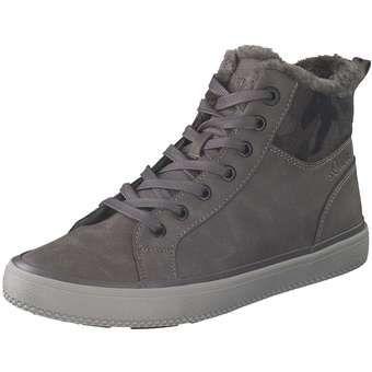s.Oliver Sneaker Bootie Damen grau | 04055164152757 Damen