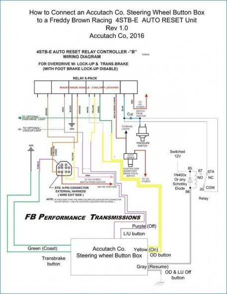 How To Wire A Relay Switch Diagram Di 2020 Dengan Gambar