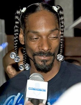 Snoop Dogg Has His Own Hair Product Line!  LOL Oh, its geared toward men.