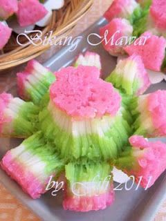 Bikang Mawar 1kg Tepung Beras Rose Brand 1gls Tepung Terigu Aku Pk Segitiga 3sdm Tepung Tapioca 1 Kue Cantik Makanan Ringan Manis Makanan