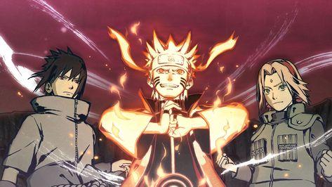 Naruto Shippuden Wallpaper - Wallpaper Sun