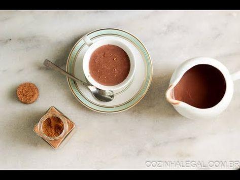 Chocolate quente cremoso fácil #26