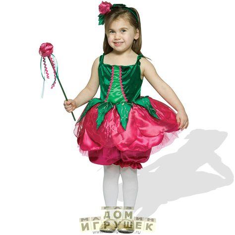 953b2bcec7644 Костюм цветка купить в магазине «Дом игрушек» | Костюмы детские ...