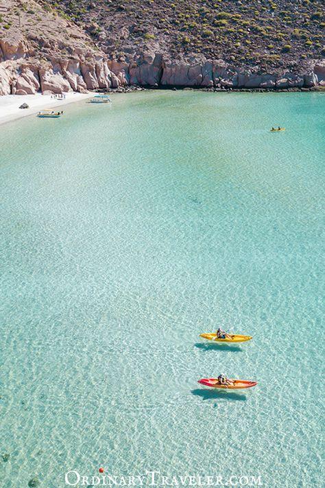 Island Hopping in the Sea of Cortez, Mexico Inselhüpfen im Meer von Cortez, Mexiko Beaches & Breaks Baja California, California Vacation, Mexico Vacation, Vacation Places, Mexico Travel, Vacation Destinations, Dream Vacations, Places To Travel, Vacation Travel