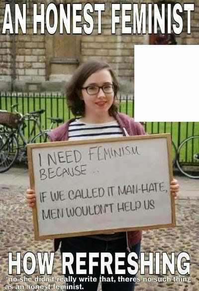 Anti feminist male sexuality