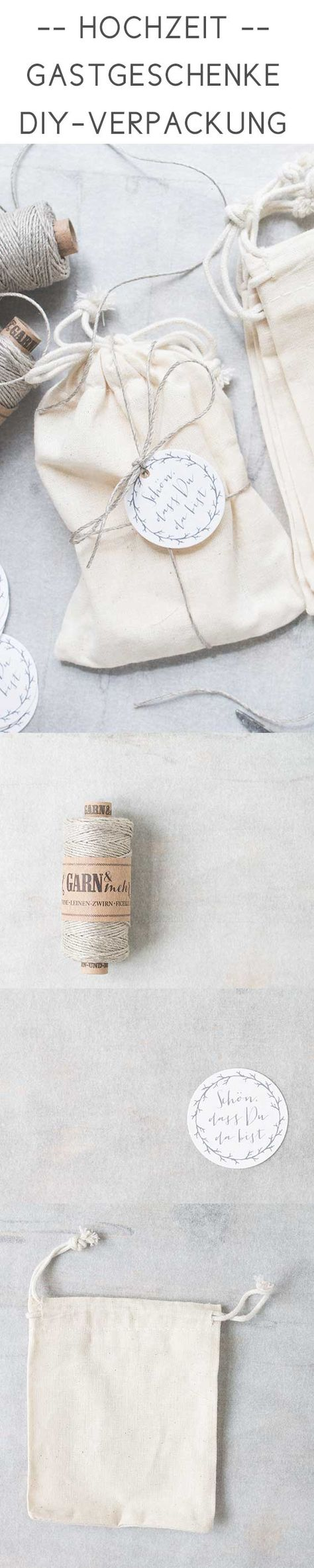#give-aways #diy #verpackung #geschenk #gift #online bestellbar bei www.papierhimmel.com  #baumwollsäckchen #stoffbeutel #giveaways #hochzeit #gastgeschenke #guestfavors, #favorbags