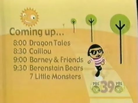 PBS Kids Schedule Bumper - Weather (2003 WFWA-TV) - YouTube