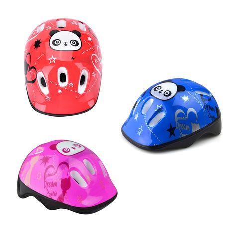 Kids Bike Bicycle Heads Helmets Skate Boards Girl Sports Protective Gears Hat