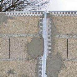 Parpaings Fissures Reparer Et Renover Un Mur De Cloture Mur En Parpaing Parpaing Idee Bricolage Maison