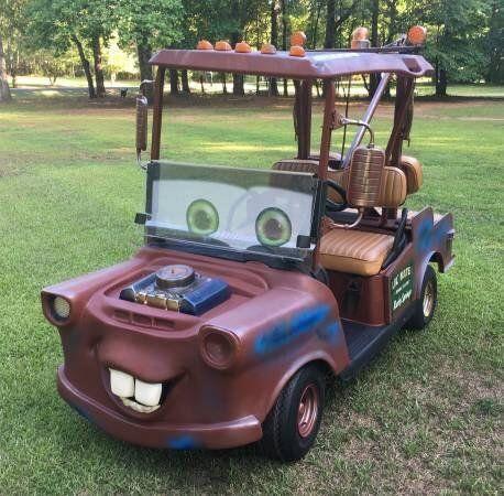 Found On Craigslist I Have No Words Atbge Golf Carts Car Lover Crazy Toys