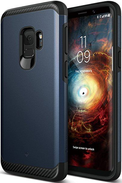Galaxy S9 Case Caseology Legion Series Slim Heavy Duty Protection Dual Layer Armor Cover For Samsung Galaxy S9 2018 Galaxy Samsung Galaxy Samsung Galaxy S9