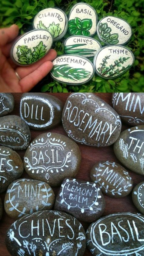 15 best painted rock ideas: creative arts & crafts for kids & family. DIY home garden decorations & gifts by painting beautiful designs on stones & pebbles! – A Piece of Rainbow diy home decor, bohemian decor, garden 15 Inspiring DIY Painted Rock Ideas Diy Garden Decor, Garden Art, Garden Decorations, Diy Halloween Decorations, Halloween Diy, Diy Garden Projects, Diy Crafts Garden, Diy Garden Ideas For Kids, Creative Garden Ideas