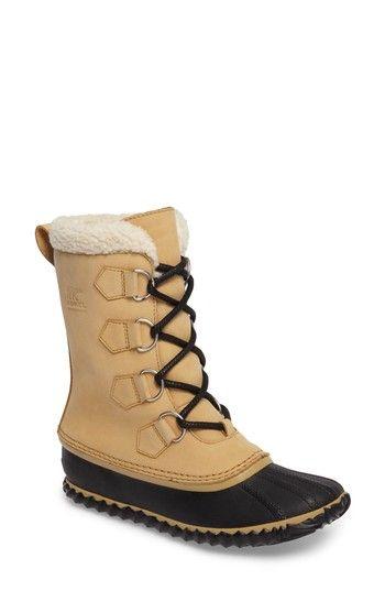 waterproof boots, Winter fashion boots
