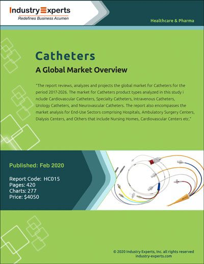 Technological Advancements Combined With Increased Geriatric Population And Government Funding Propel The Demand For C Catheter Advanced Technology Health Care