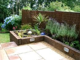Garden Ideas With Wooden Sleepers