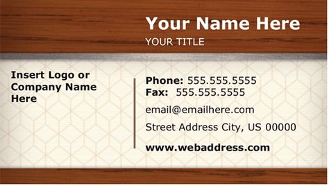 7 Places To Find Free Business Card Templates You Can Customize