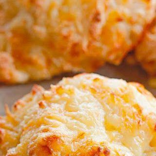 Three Ingredient Cheese Scones Cheese Scones Recipes Cheese Scone Recipes