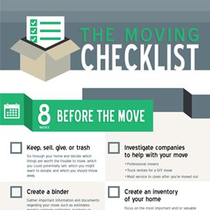 The Only Moving Checklist That You Will Ever Need  Lifehacks