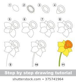 Kid Games Catalog S Drawing Tutorials Good Review Set On Shutterstock Drawing Tutorial Cartoon Drawing Tutorial Drawings