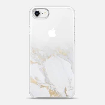 Iphone 8 Case Marble With Gold Fade Clear Case Stylish Phone Case Phone Cases Cute Phone Cases