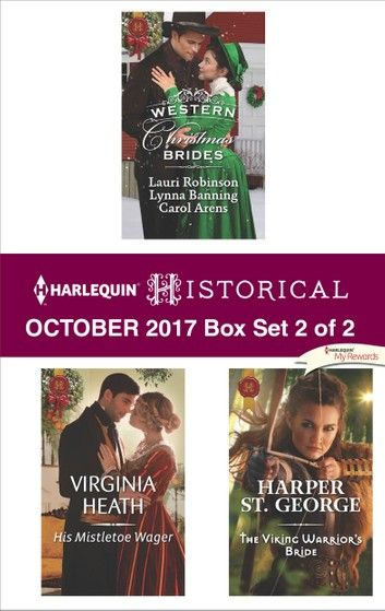 Harlequin Historical October 2017 Box Set 2 Of 2 An Anth A