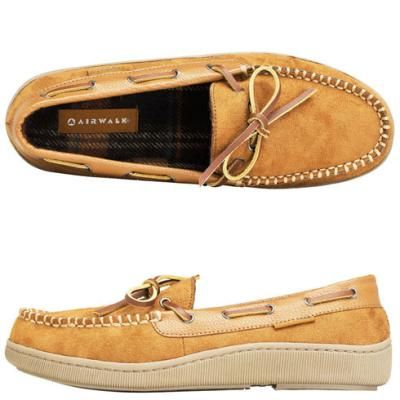 bec0ffa3d935 Discover ideas about Mens Slippers. Payless Airwalk Men s Mason Moccasin  Slipper