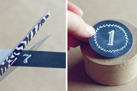 12 days of christmas gift boxes by three little monkeys studio