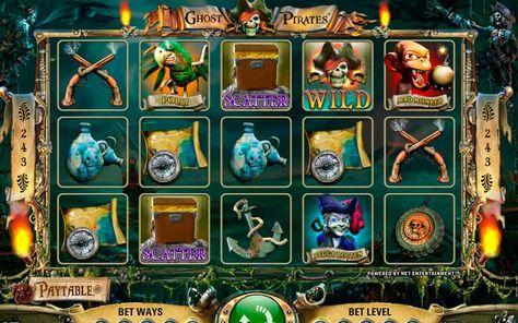 игровой автомат дикие пираты