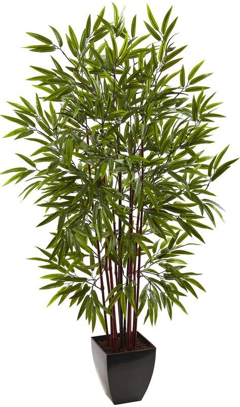 Artificial Bamboo Tree In Planter Artificial Plants Decor Bamboo Tree Artificial Plants Outdoor