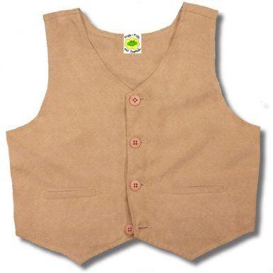 Amazon Com Toddlers Cowboy Vest Maverick Infant And Toddler Costumes Clothing Cowboy Vest Vest Toddler Costumes