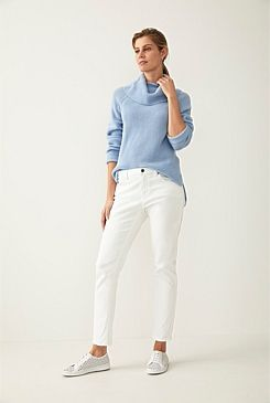 New In   Womenswear & Clothing   Trenery Online   Roll neck