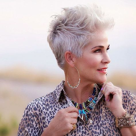 Photo of Best Short Hairstyles for Older Women in 2019 – The UnderCut,Short-Hairstyle-for-Older-Women …