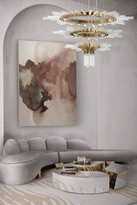 This beautiful place exchanges a romantic and magical ambiance that is perfect for any room! Find this project at insplosion.com!  #inspirational #interiordesign #interiordesigninspiration #luxuryhomedecor #luxuryfurniture #luxurylivingroom