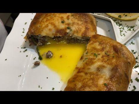 الذ واطيب بريك عنابي حار على أصولو Brik Annabi Un Delices Youtube Food Breakfast