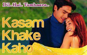 Kasam Khake Kaho Dil Hai Tumhaara Preity Arjun Mahima Alka Yagn Mp3 Song Download Mp3 Song Songs
