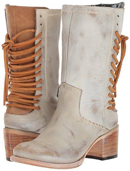 34ec00fb3eb Amazon.com   Freebird Coble Western Boot, Ice   Art. Cowboy ...