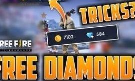 Free Fire Diamond Generator In 2021 Free Gift Card Generator Diamond Free Mobile Legends