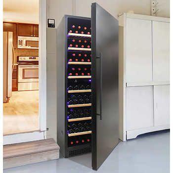 Vinotemp 300 Bottle Dual Zone Wine Cellar In 2020 Wine Cellar