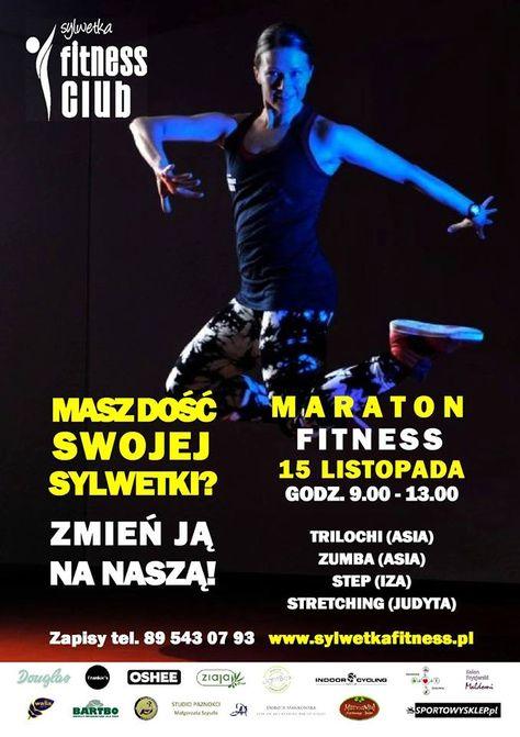 Urodzinowy Maraton Fitness (Olsztyn, 15.11.2014)