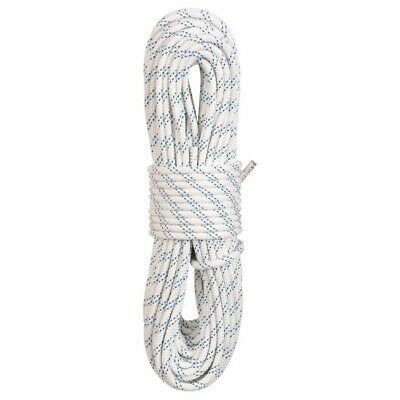 """TEUFELBERGER KMIII 1//2/"""" x 150/' Static Climbing Rescue Caving Rope Polyester Red"""
