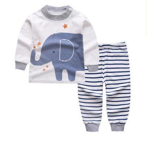 0a267651e8f Winter Newborn baby clothes set cotton Baby girls Clothes 2PCS Cartoon baby  Boy Clothes Unisex kids Clothing Sets bebes