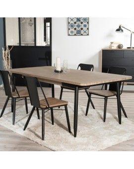 table a manger design industriel