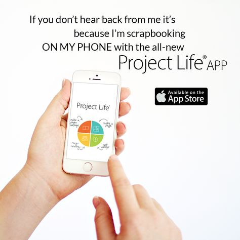 Project Life App Now Available