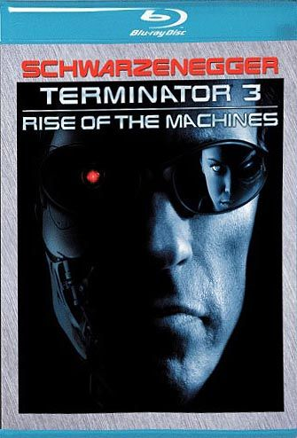 Terminator 3 Rise Of The Machines Other Terminator Rise