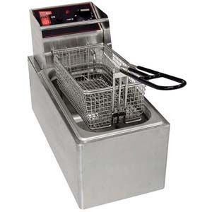 Grindmaster Cecilware Electric Countertop Fryer 12 3 4