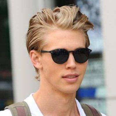 Blond Haar Menshairstyles Herrenfrisuren Haarschnitt Blonde Haare Manner