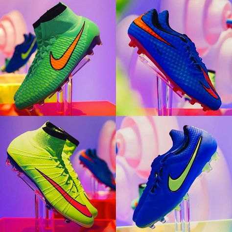 Get the new Highlight Pack first, exclusively in the Nike Football App.