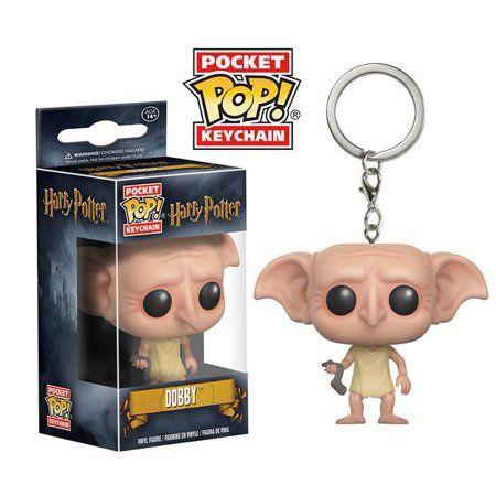 KEYCHAIN Harry Potter-hermione Granger-PORTACHIAVI Funko Pocket Pop
