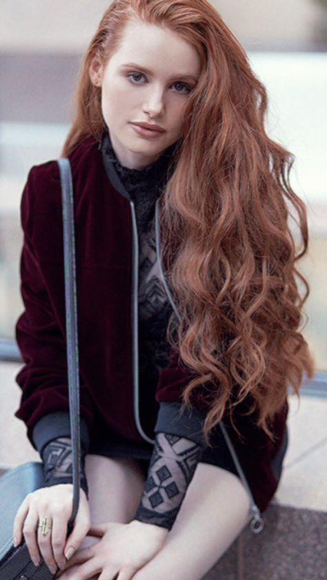 Holly spread on cruise redhead
